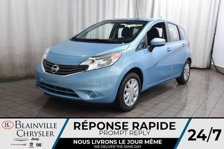 2015 Nissan Versa Note SV * CAM RECUL * BLUETOOTH * CRUISE * A\C * WOW for Sale  - BC-P1790  - Blainville Chrysler