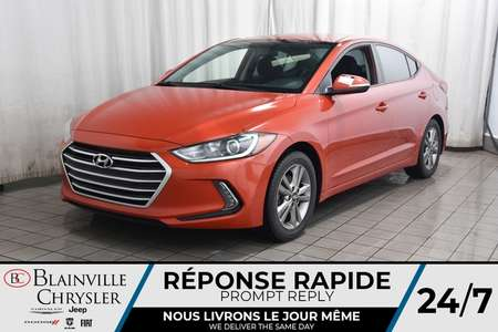 2017 Hyundai Elantra GL * BLUETOOTH * CRUISE * SIEGES CHAUFFANT * for Sale  - BC-P1828  - Blainville Chrysler