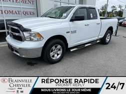 2017 Ram 1500 SLT * BLUETOOTH * CRUISE * A/C * 6 PASSAGERS  - BC-M1839  - Blainville Chrysler