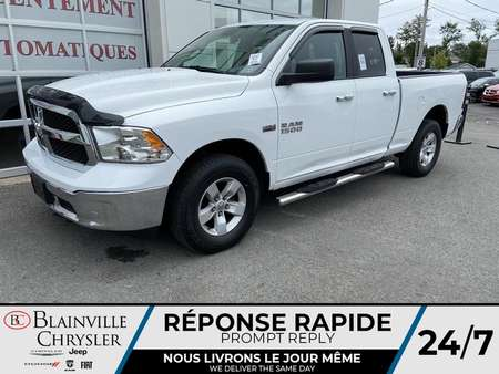 2017 Ram 1500 SLT * BLUETOOTH * CRUISE * A/C * 6 PASSAGERS for Sale  - BC-M1839  - Blainville Chrysler