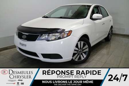 2013 Kia FORTE EX * AIR CLIMATISE * SIEGES CHAUFFANTS * CRUISE * for Sale  - DC-S2582  - Blainville Chrysler