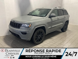 2021 Jeep Grand Cherokee Altitude * Int. CUIR & SUEDE * SIEGES & VOLANT  - BC-21386  - Desmeules Chrysler