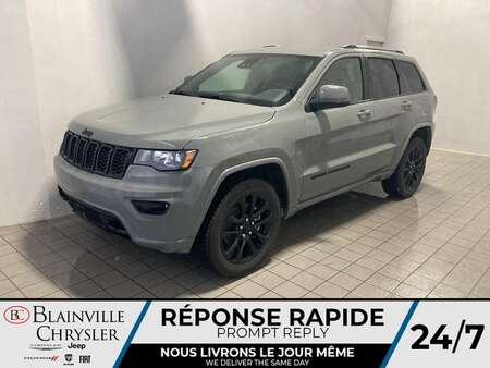2021 Jeep Grand Cherokee Altitude * Int. CUIR & SUEDE * SIEGES & VOLANT for Sale  - BC-21386  - Desmeules Chrysler