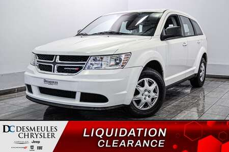 2012 Dodge Journey CVP/SE Plus * CRUISE * A/C * AUTOMATIQUE * for Sale  - DC-S2171A  - Blainville Chrysler