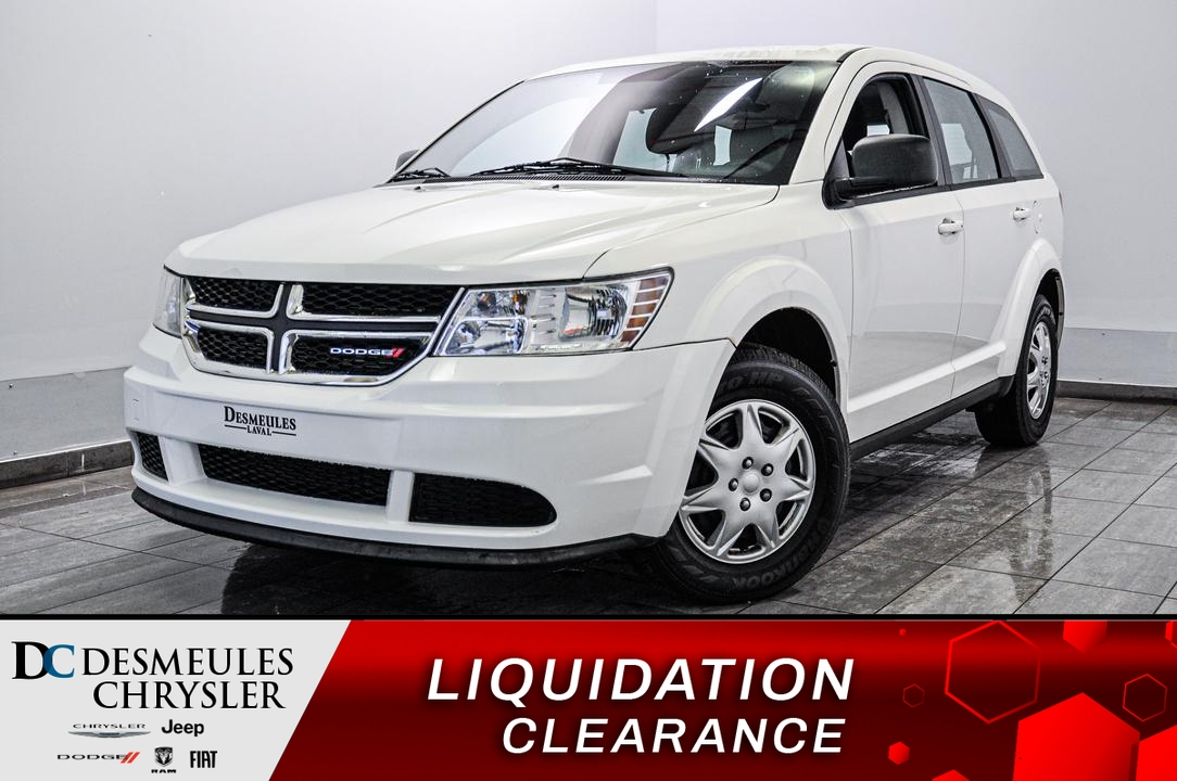 2012 Dodge Journey  - Blainville Chrysler