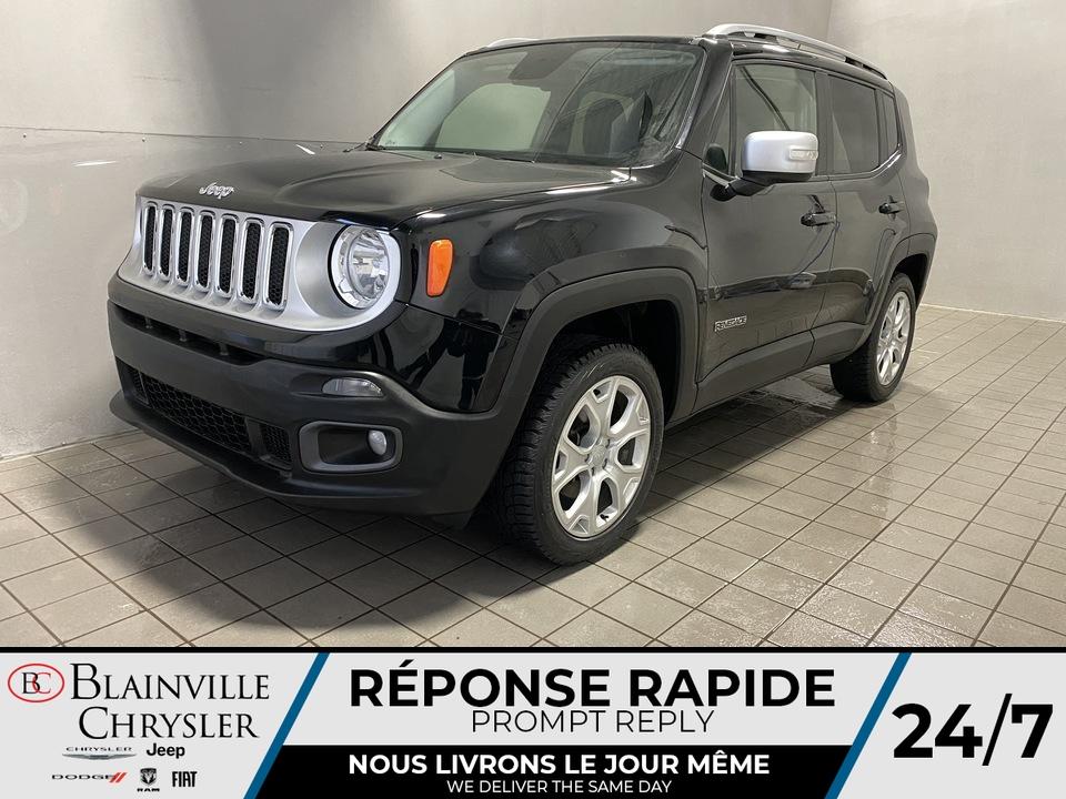 2017 Jeep Renegade  - Blainville Chrysler