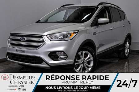 2018 Ford Escape SEL *TOIT OUVRANT *CAM RECUL *A/C *GPS for Sale  - DC-D1651  - Desmeules Chrysler