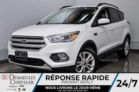 2018 Ford Escape SEL *CAM RECUL *SIÈGE CHAUFF *A/C *TOIT OUVRANT for Sale  - DC-D1652  - Desmeules Chrysler