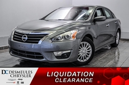 2015 Nissan Altima 2.5 S * A/C * BLUETOOTH * CAM RECUL *  - DC-S2202  - Desmeules Chrysler