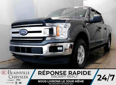 2018 Ford F-150 XLT * SUPERCREW * CAMERA DE RECUL * FORD SYNC for Sale  - BC-S2344  - Blainville Chrysler