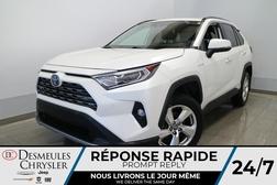 2019 Toyota RAV-4 Hybrid Limited AWD * NAVIGATION * TOIT OUVRANT *  - DC-U2596  - Blainville Chrysler