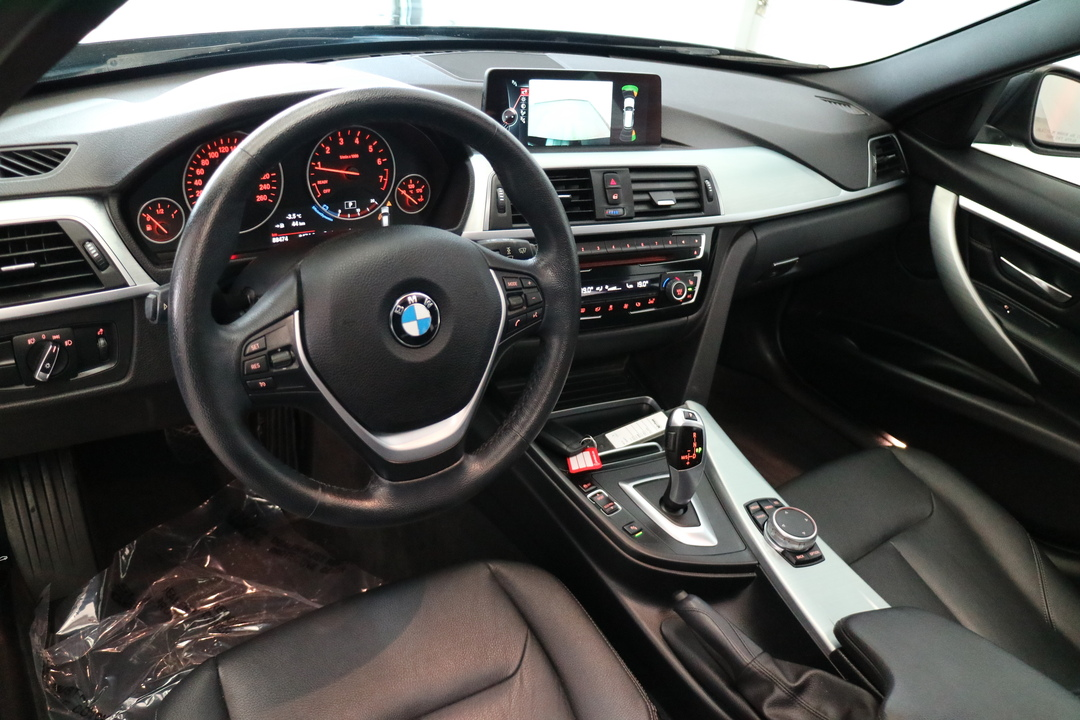 2016 BMW 3 Series  - Desmeules Chrysler