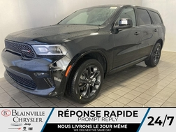 2021 Dodge Durango SXT BLACKTOP AWD* 7 PASSAGERS *  - BC-21445  - Desmeules Chrysler