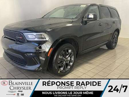 2021 Dodge Durango SXT BLACKTOP AWD* 7 PASSAGERS * for Sale  - BC-21445  - Blainville Chrysler
