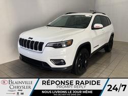 2021 Jeep Cherokee Altitude * CUIR * SIEGES & VOLANT CHAUFFANTS *  - BC-21138  - Blainville Chrysler