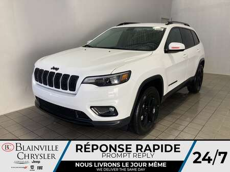 2021 Jeep Cherokee Altitude * CUIR * SIEGES & VOLANT CHAUFFANTS * for Sale  - BC-21138  - Blainville Chrysler