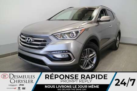 2017 Hyundai Santa Fe Sport SPORT 2.4L * CAMERA DE RECUL * SIEGES CHAUFFANTS * for Sale  - DC-20809A  - Blainville Chrysler