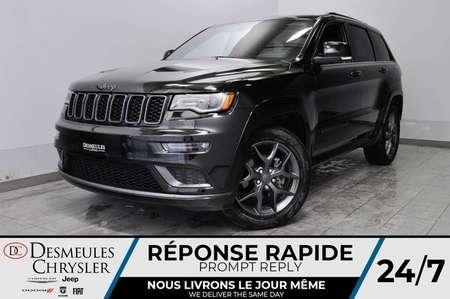 2020 Jeep Grand Cherokee Limited X + BANCS CHAUFF + UCONNECT *142$/SEM for Sale  - DC-20076  - Desmeules Chrysler