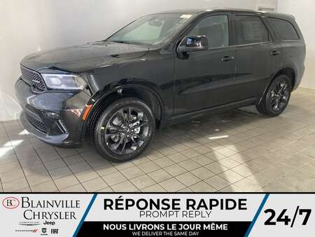2021 Dodge Durango SXT BLACKTOP AWD * 7 PASSAGERS for Sale  - BC-21398  - Desmeules Chrysler