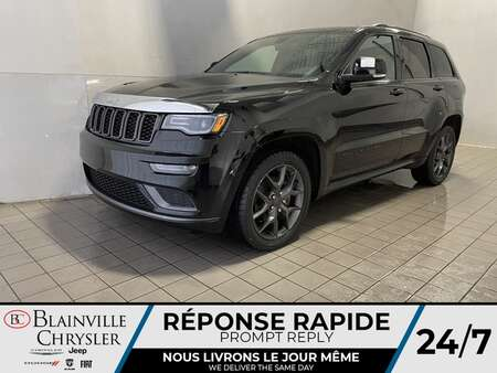 2020 Jeep Grand Cherokee Limited X * GPS * TOIT PANO*  ADW  * CRUISE * for Sale  - BC-21216A  - Desmeules Chrysler