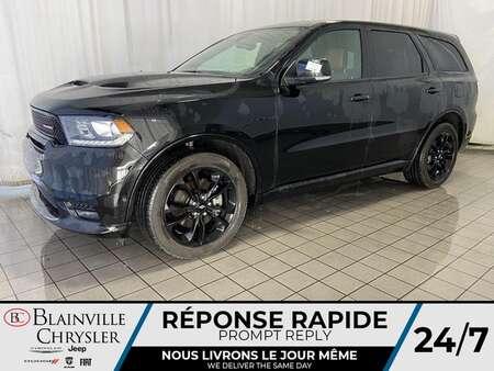 2020 Dodge Durango R/T AWD * SIEGES CHAUFFANTS ET VENTILEES * GPS * for Sale  - BC-P1897A  - Blainville Chrysler