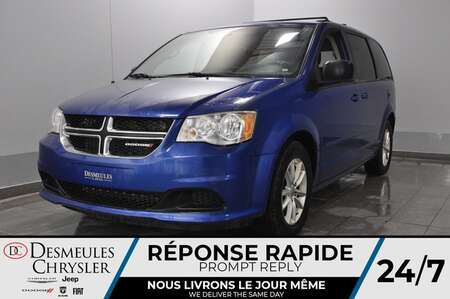 2013 Dodge Grand Caravan * CAM RECUL * DVD * BLUETOOTH * ECON * CRUISE for Sale  - DC-20724A  - Desmeules Chrysler