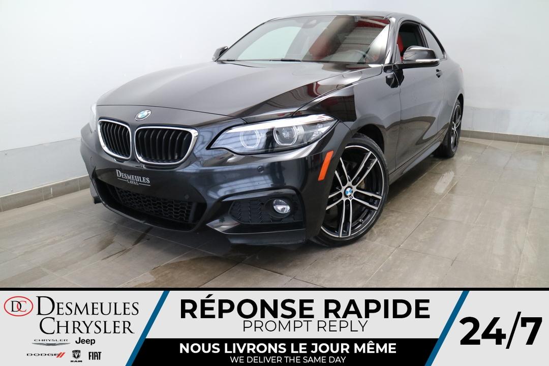 2019 BMW 2 Series  - Desmeules Chrysler