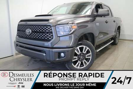2019 Toyota Tundra 4WD SR5 4WD * NAV * TOIT * CAM DE RECUL * HITCH * WOW for Sale  - DC-U2595  - Blainville Chrysler