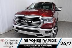 2019 Ram 1500 Laramie Crew Cab + BANCSCHAUFF *155$/SEM  - DC-90043  - Desmeules Chrysler