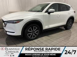 2017 Mazda CX-5 Grand Touring * HEADS UP DISPLAY * GPS * CAM RECUL  - BC-20504A  - Desmeules Chrysler