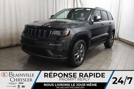 2020 Jeep Grand Cherokee Limited X for Sale  - BC20445  - Blainville Chrysler