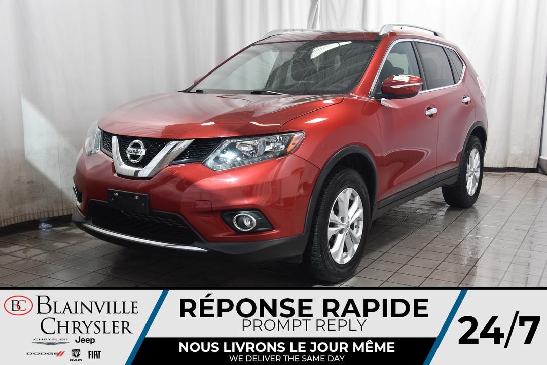 2015 Nissan Rogue  - Blainville Chrysler