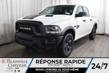 2020 Ram 1500 Warlock * TOIT OUVRANT * HITCH * BANCS CHAUFF * for Sale  - BC-20204  - Blainville Chrysler