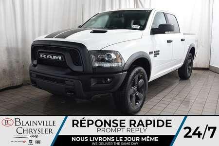 2020 Ram 1500 Warlock * TOIT OUVRANT * HITCH * BANCS CHAUFF * for Sale  - BC-20204  - Desmeules Chrysler