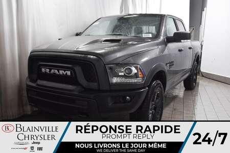 2020 Ram 1500 Warlock * TOIT OUVRANT * BANCS CHAUFF * for Sale  - BC-20194  - Blainville Chrysler