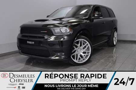 2020 Dodge Durango R/T + BANCS CHAUFF + UCONNECT *148$/SEM * DÉMO * for Sale  - DC-20204  - Desmeules Chrysler