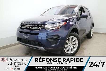 2017 Land Rover DISCOVERY SPORT SE AWD * TOIT VITRÉ * AIR CLIMATISE * CUIR *CRUISE for Sale  - DC-U2998  - Blainville Chrysler