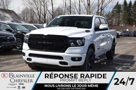 2020 Ram 1500 Big Horn * NIGHT EDITION * EQUIPEMENT NIVEAU 2 * for Sale  - BC-20199  - Blainville Chrysler