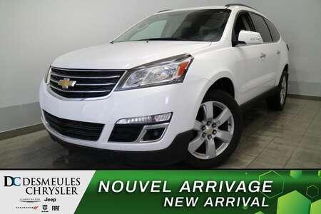 2016 Chevrolet Traverse LT * SIEGES CHAUFFANTS * CAMERA DE RECUL * A/C * for Sale  - DC-S2607  - Desmeules Chrysler