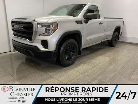2019 GMC Sierra 1500 2WD * APPLE CARPLAY * CAM RECUL * 3 PASSAGER for Sale  - BC-20607A  - Blainville Chrysler