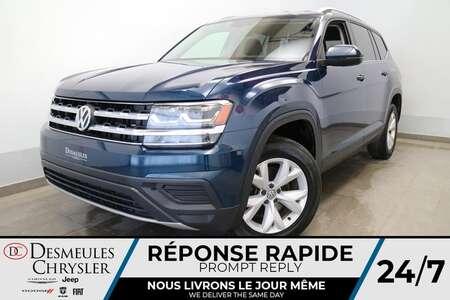 2018 Volkswagen Atlas Trendline * AIR CLIMATISE * SIEGES CHAUFFANTS * for Sale  - DC-U3045  - Desmeules Chrysler