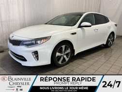 2016 Kia Optima TURBO * BLUETOOTH * TOIT PANORAMIQUE * CAM RECUL  - BC-P1553A  - Blainville Chrysler