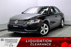 2014 Volkswagen Passat SE * TOIT OUVRANT * SIEGES CHAUFFANTS * CRUISE  - DC-S2274  - Blainville Chrysler