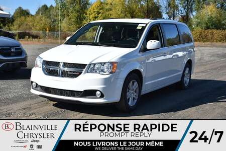 2020 Dodge Grand Caravan Crew Plus for Sale  - BC-20275  - Desmeules Chrysler