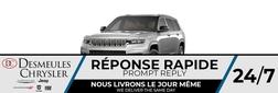 2021 Jeep Grand Cherokee L Summit 4X4 * UCONNECT 10.1 POUCES *NAVIGATION *  - DC-C93035  - Blainville Chrysler