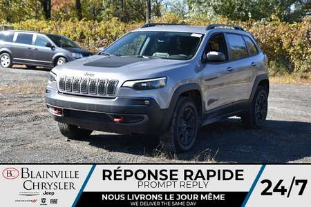 2020 Jeep Cherokee for Sale  - 20484  - Desmeules Chrysler