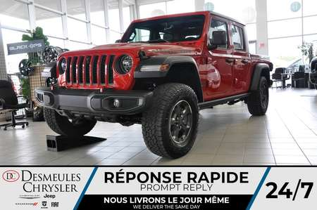 2020 Jeep Gladiator Rubicon + UCONNECT + BANCS CHAUFF *165$/SEM for Sale  - DC-20488  - Desmeules Chrysler