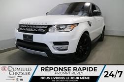 2016 Land Rover Range Rover V6 Diesel HSE SPORT AWD * NAV * TOIT PANO * CUIR  - DC-E2702  - Blainville Chrysler