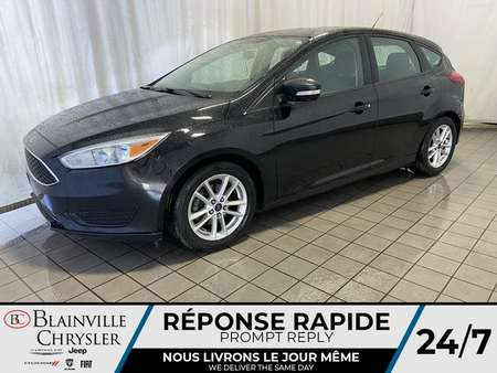 2016 Ford Focus SE * SIEGES CHAUFFANTS * BLUETOOTH * CAM RECUL for Sale  - BC-P1578B  - Blainville Chrysler