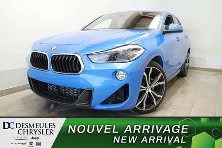 2018 BMW X2 xDrive28i AWD * NAVIGATION * TOIT PANO * CUIR * for Sale  - DC-U2668  - Desmeules Chrysler